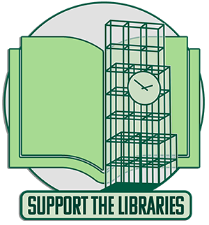 Support the Libraries Logo