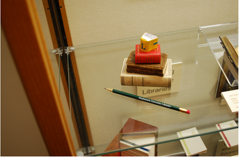 Join us for an Opening Reception of our Miniature Book