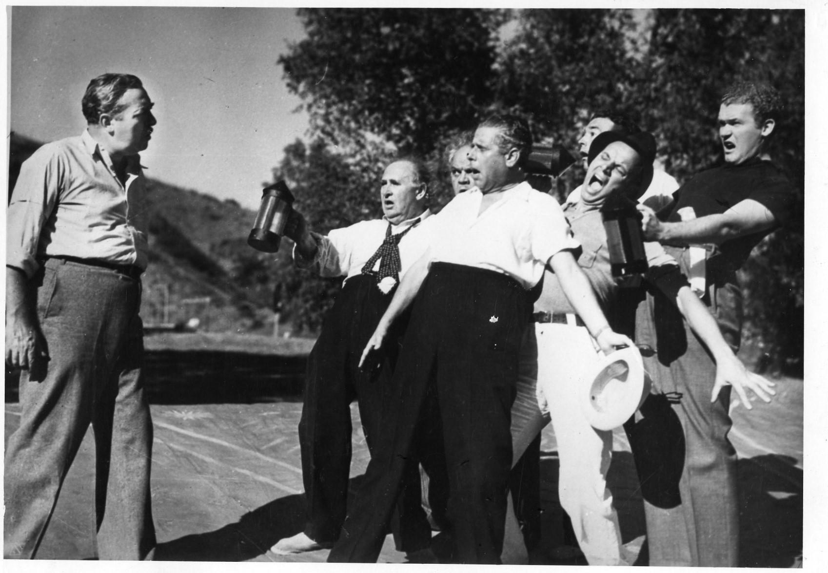 Midsummer 1934 Rehearsal 1
