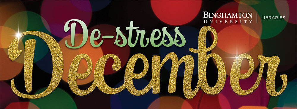 De-Stress December