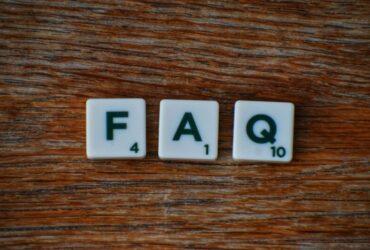 FAQ Scrabble tiles